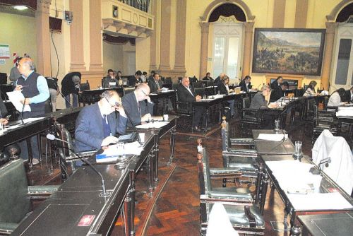 La Cámara de Diputados buscan la unión de senadores y diputados del Norte Grande