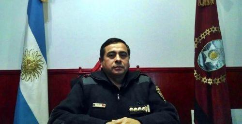 El Comisario Ángel Silvestre por sus dichos en medios de comunicación