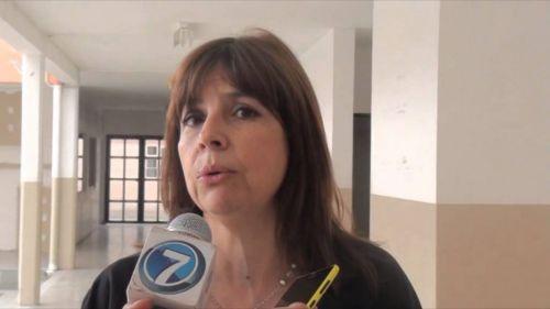 La intendente Alejandra Salcedo opinó que los gremialistas responden al ex intendente Daniel Segura.