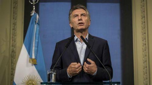 """Mauricio Macri: """"Es no entender hacia dónde va la Argentina"""""""