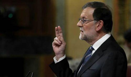 Rajoy previsiblemente obtenga los votos el sábado, sólo necesita mayoría simple.