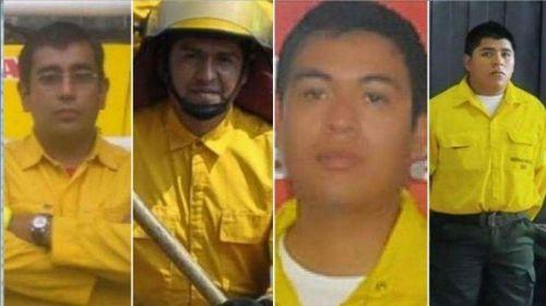 Los cuatro jóvenes perdieron la vida en un incendio en Guachipas.