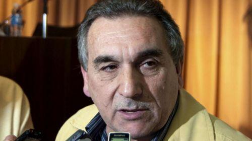 Juan Carlos Schmid, titular de la CGT.