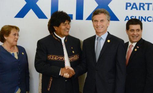 El encuentro entre Macri y Evo Morales viene postergándose desde mayo, finalmente se concretará en noviembre.