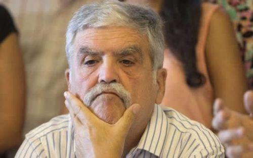 """El ex ministro de Planificación Federal Julio De Vido, pedido de desafuero y detención como """"gran tramoyista de las inversiones de la obra pública""""."""