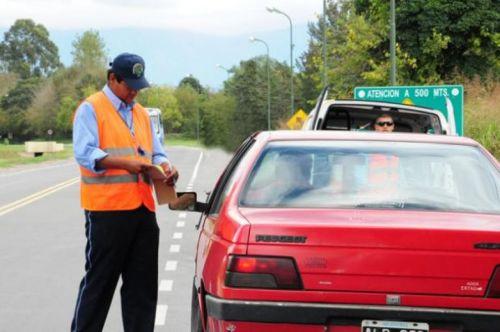 """""""Hay una total desproporción de personal operativo para los 220 mil vehículos que circulan en Salta"""", dijo Juan Carlos Garrido de Tránsito Municipal."""
