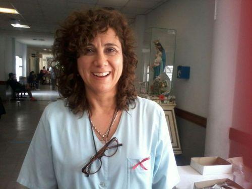 """Adriana Falco, dijo que """"en la Provincia hay más de 5000 diagnósticos nuevos por año""""."""