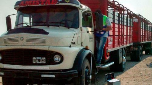 Los camioneros víctimas de asaltos en el norte.