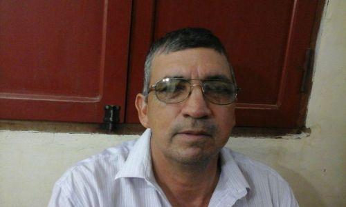 Claudio Ruiz concejal de Coronel Juan Solá (en Rivadavia Banda Norte).
