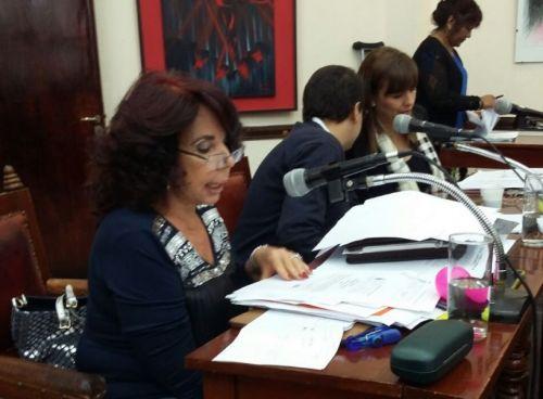 Ángela Di Bez - Consejal