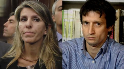 La jueza federal Arrollo Salgado y Lagomarsino se acusan mutuamente por el fiscal Alberto Nisman.
