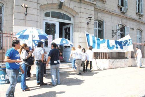 Trabajadores de la Paludica convocaron el lunes a la prensa para dar detalles de las medidas adoptadas ante el traspaso a la Municipalidad