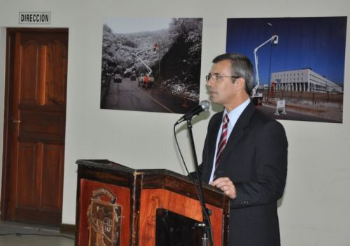 Matías Huergo dijo que Emilio Tuñón, un estrecho colaborador tendrá a su cargo la dirección de Lusal.