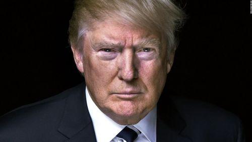 Donald Trump, candidato a presidente de los Estados Unidos.