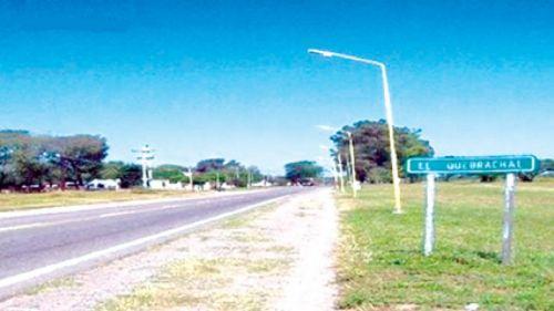 La víctima 49 se produjo en esta ruta de El Quebrachal.