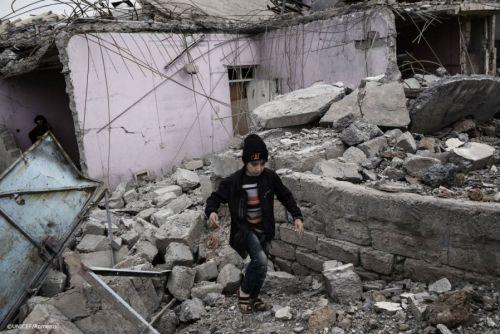Al menos 1.075 chicos murieron en los últimos tres años en el marco de la violencia desatada en Irak.