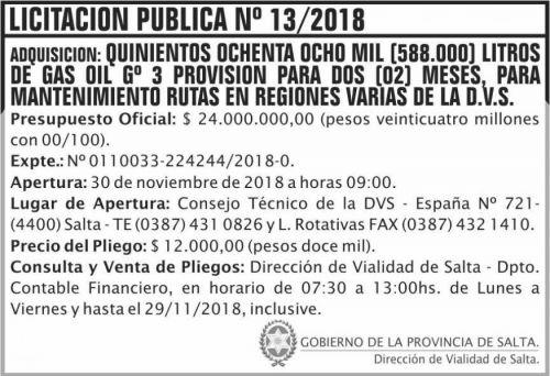 Licitación: Licitacion Publica 13 DVS 2x5 ND.jpg