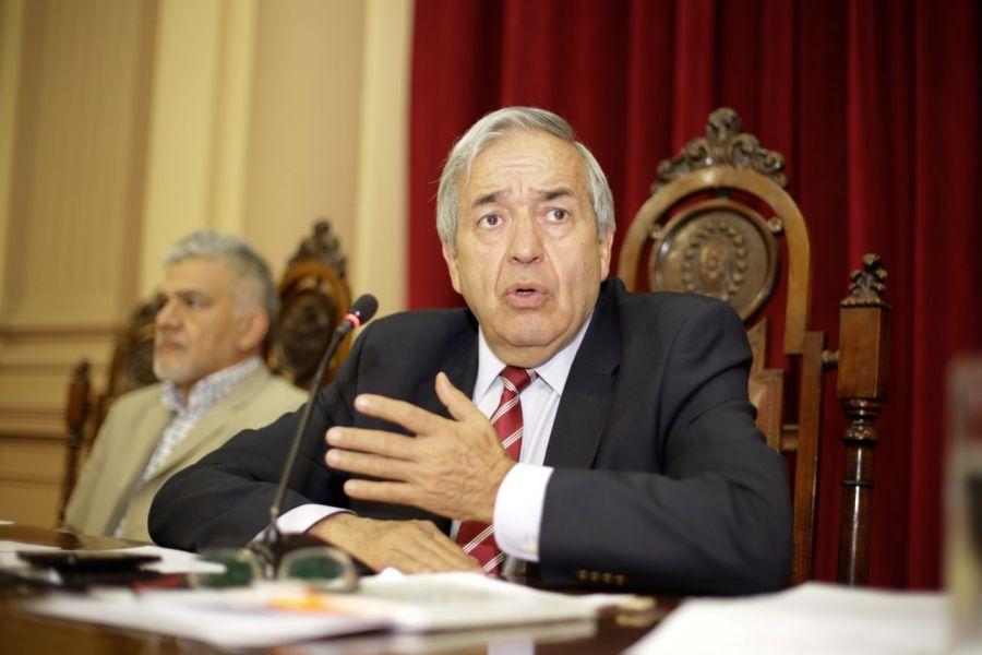"""Santiago Manuel Godoy dijo: """"Salta no va a tocar ningún empleado y va a tratar que a ningún sector necesitado le pase nada""""."""