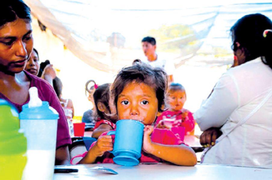 Aporte nutricional, contención social y educativa lleva adelante el plan que cumple 4  años de  vigencia.