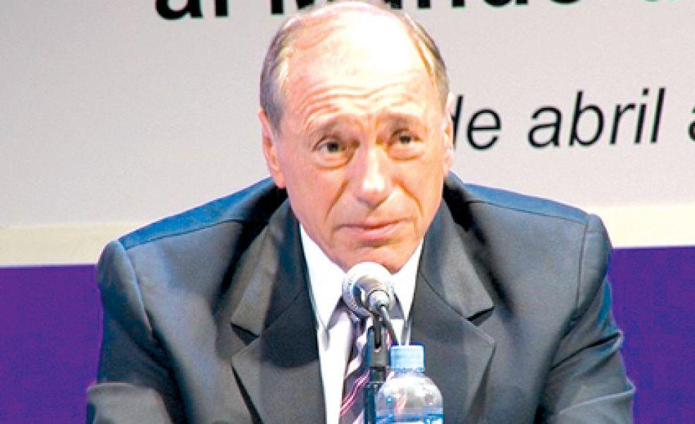 Eugenio Zaffaroni, ex juez de la Corte Suprema de Justicia de la Nación.