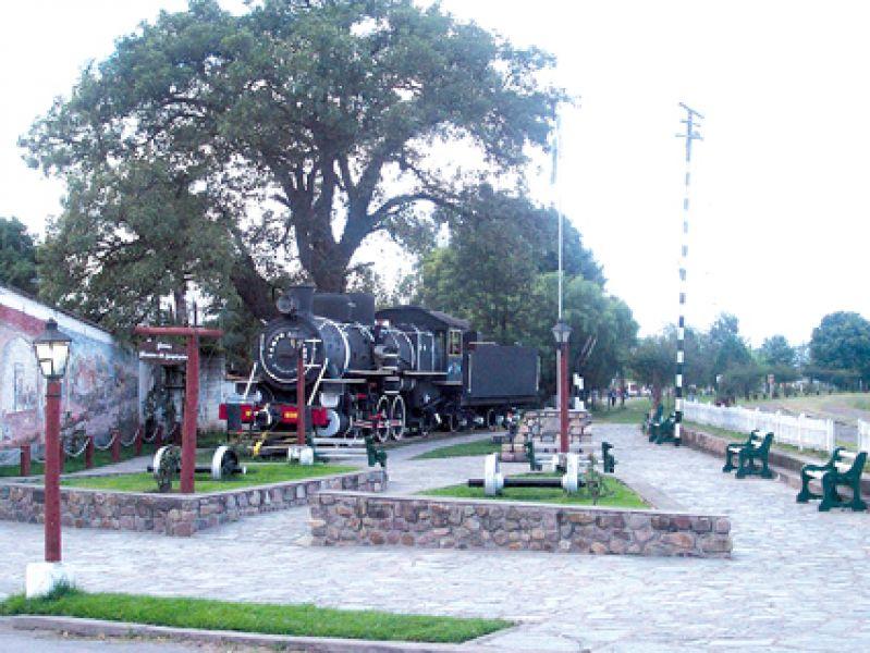 El rescate de la estación de trenes que Campo Quijano permitirá el disfrute gastronónimo y cultural de los turistas.