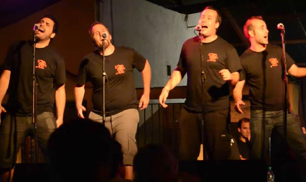"""""""Agarrate Catalina"""", canta este sábado en Salta a cara lavada y con su concierto murguero interactivo muy cercano con el público."""