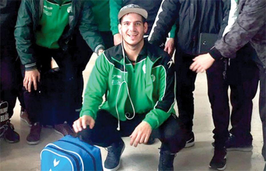 El deportista argentino había llegado a España la temporada pasada. El crimen es todo un misterio.