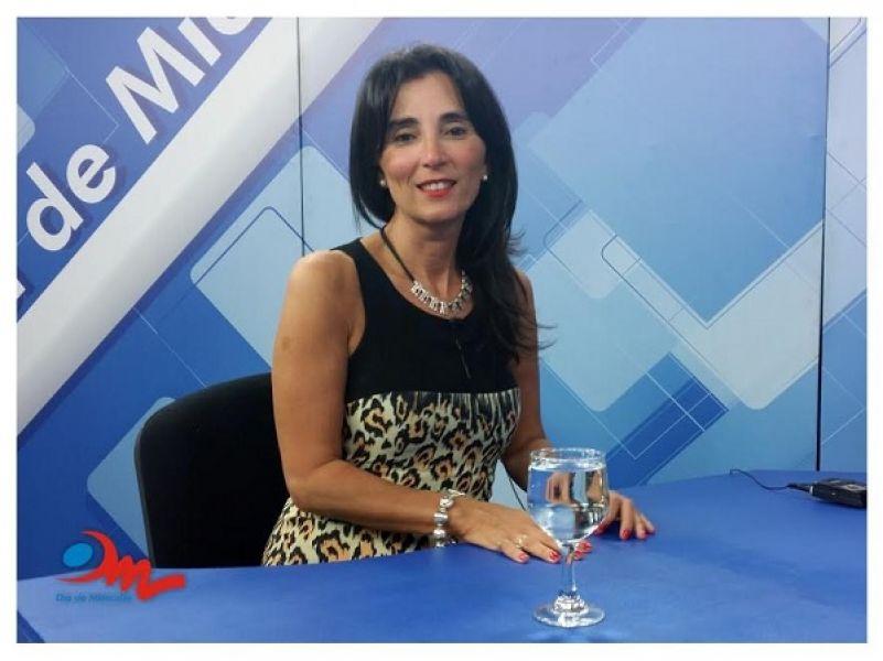 Teresa Ovejero llevó adelante la puesta en funcionamiento del sistema de voto con boleta única electrónica.