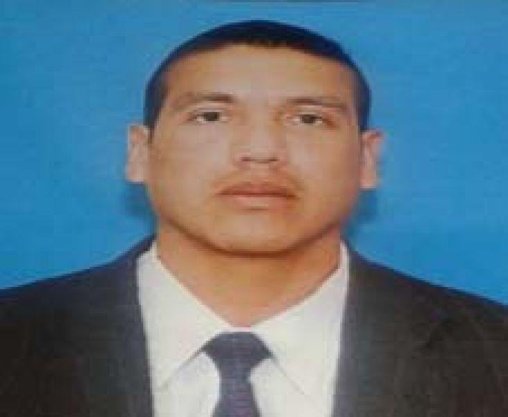 Buscan a Ramón Ezequiel Ortíz, de 32 años.