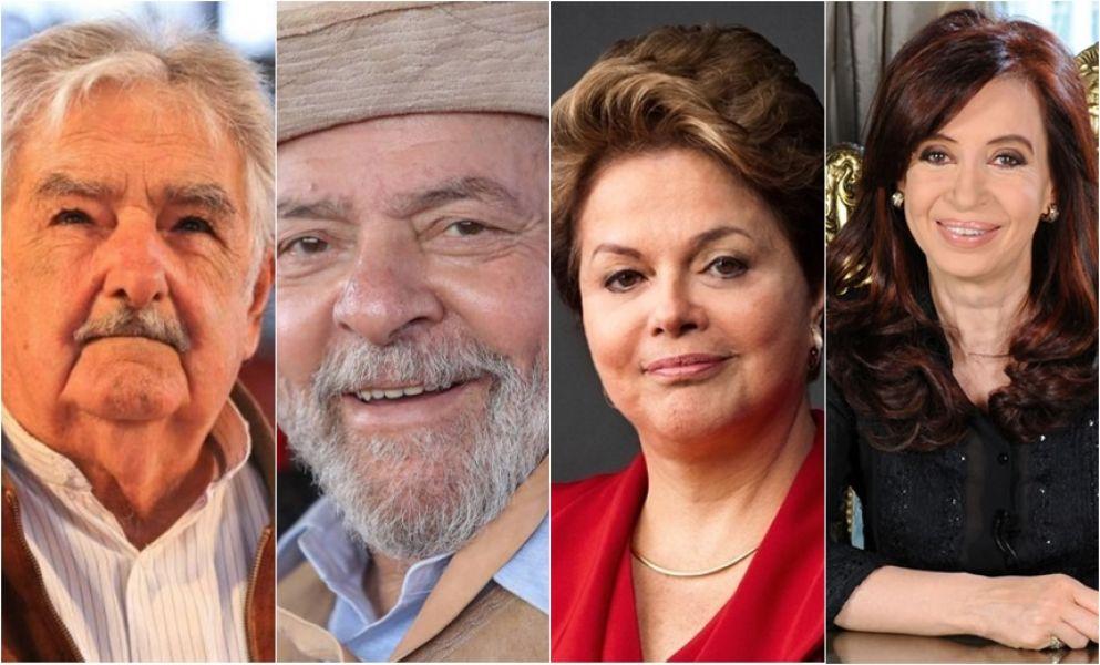 Del foro internacional de movimientos altermundistas participarán los ex mandatarios de Brasil, Uruguay y Argentina.