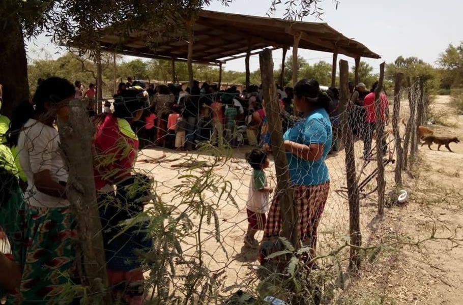 La pobreza en el Chaco Salteño es de carácter estructural pero se ahondó en los últimos años por la inflación, recortes y tragedias climáticas.