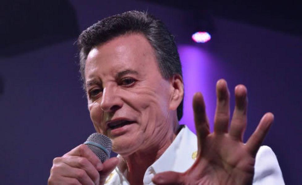 Palito Ortega, un cantante histórico de la música nacional actuará en Salta en mayo.