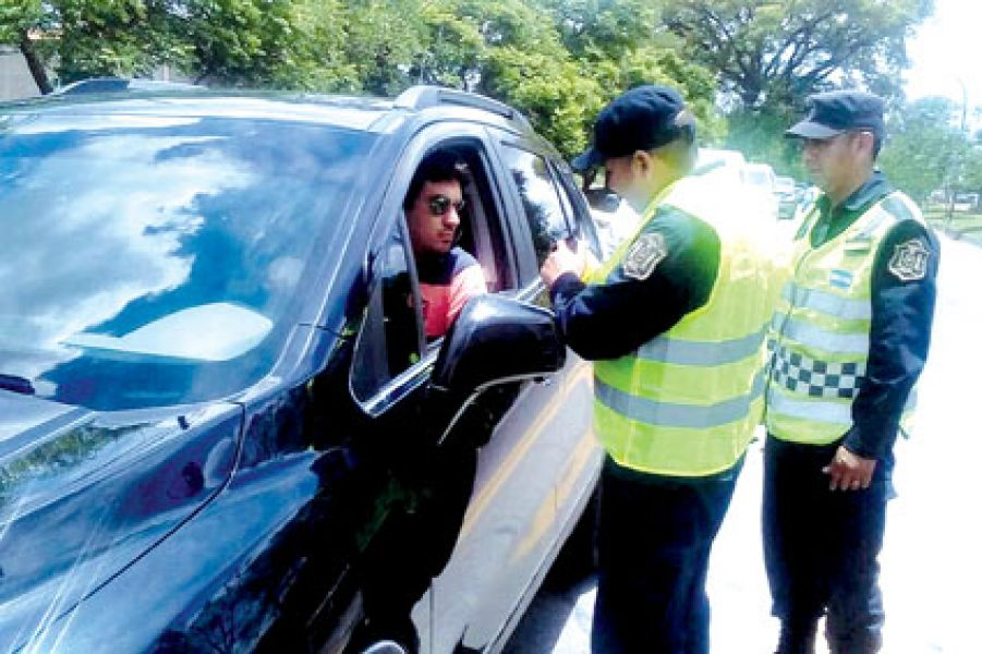 Desde el 22 de marzo los controles son coordinados entre el Municipio y la Policía Vial, convenio que no pasó por el Concejo Deliberante.