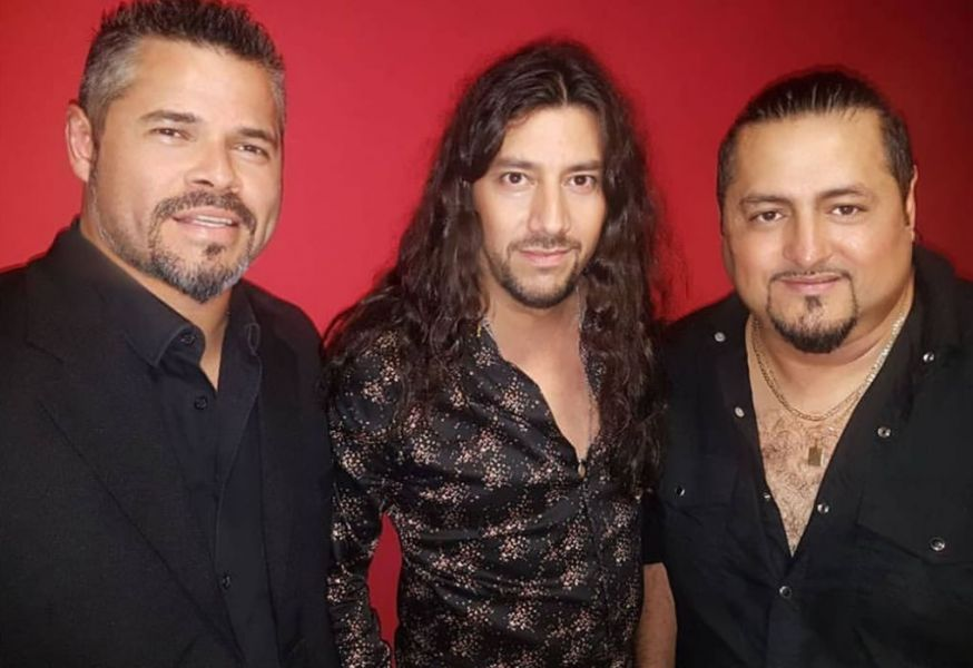 """""""Los Nombradores del Alba"""", integrado por Facundo Toro, Nacho Prado y Daniel Campos, cantarán el 16 de abril en el Teatro del Huerto."""