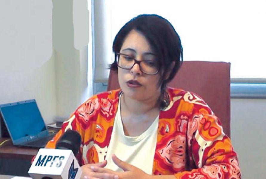 Fiscal Cecilia Flores Toranzos ratificó que continuarán detenidos los dos imputados por el abuso sexual de la joven de 18 años.