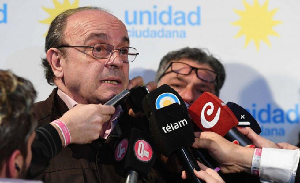 Leopoldo Moreau, ex diputado nacional participará del Encuentro de Unidad Ciudadana en Salta que se realizará hoy en el Club Libertad.