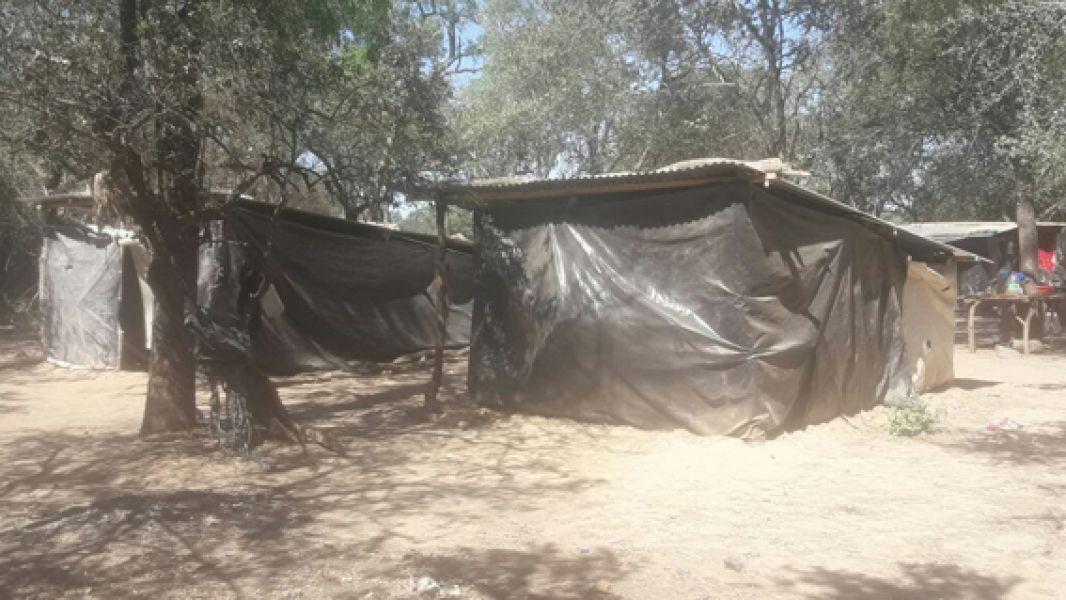 En la comunidad La Curvita, en Santa Victoria Este, vivía el joven indígena con cáncer que se negaba a recibir asistencia médica.