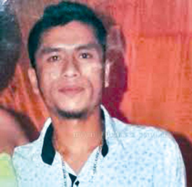 Luis Alberto Nino, desapareció el 17 de mayo y su cuerpo fue encontrado el 27 de ese mes.