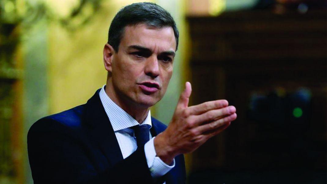 Pedro Sánchez. Un socialista al poder