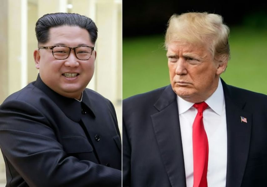 la cumbre Trump/Kim tendrá lugar el 12 de junio en la isla de Sentosa, en Singapur.