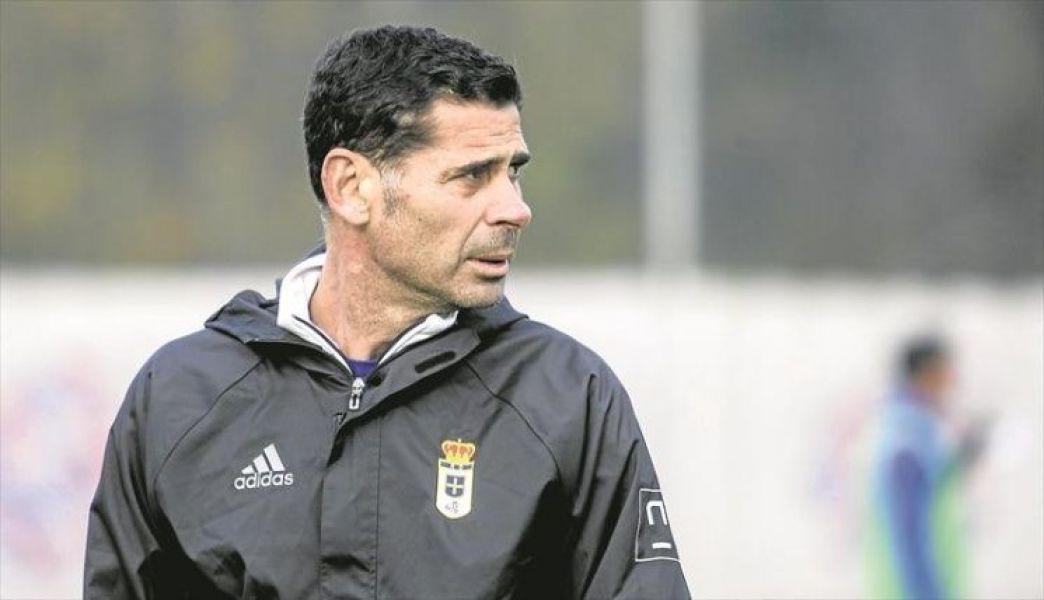 Hierro es el nuevo seleccionador de España.