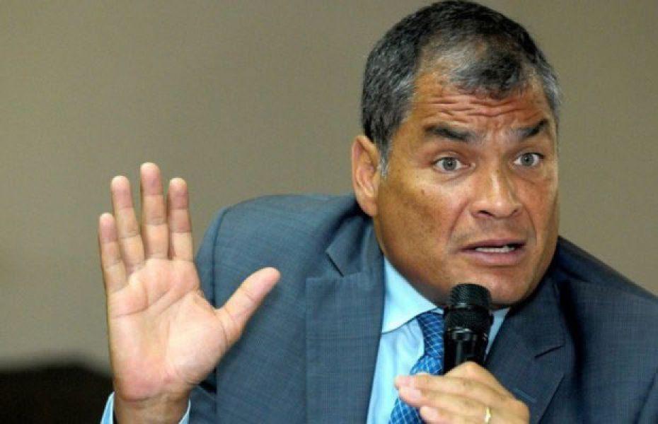 Rafael Correa apelará orden de prisión preventiva y agradece solidaridad de varios líderes del mundo.