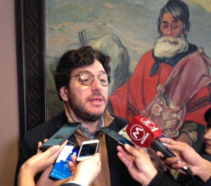 """Pablo Avelluto, contrariando a lo que se dice sobre los recortes en el INCA, dijo: """"Hay una producción récord, se filmaron 80 películas""""."""