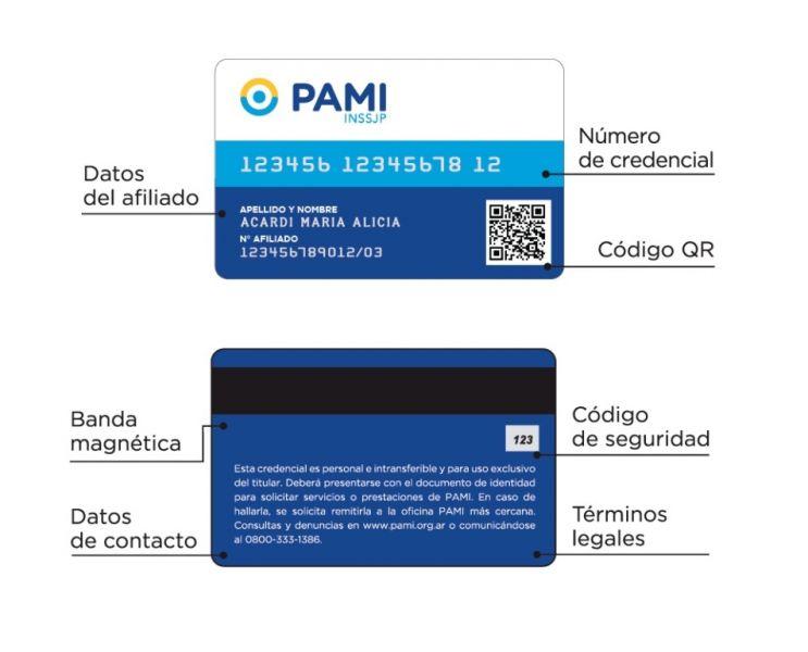 Los afiliados de PAMI deben esperar la credencial en sus domicilios.