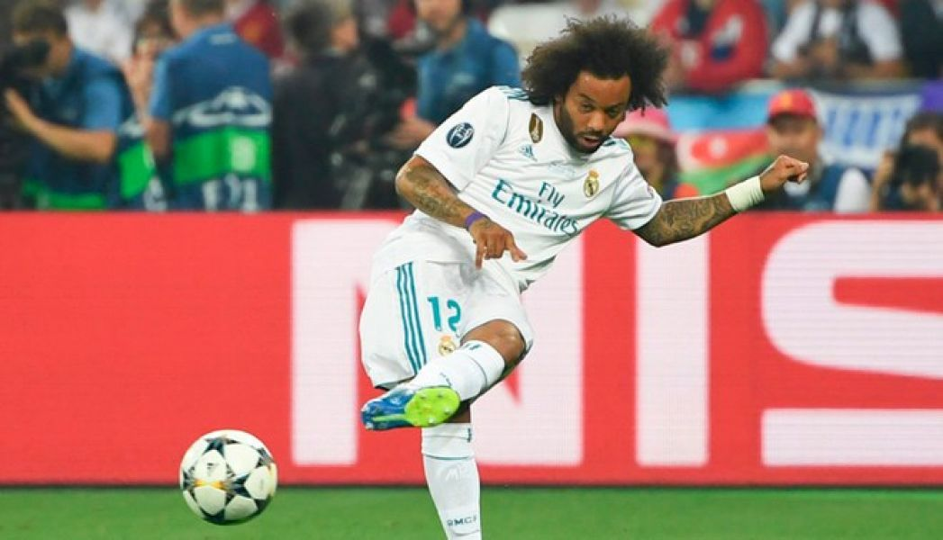 Marcelo podría irse a la Juventus.
