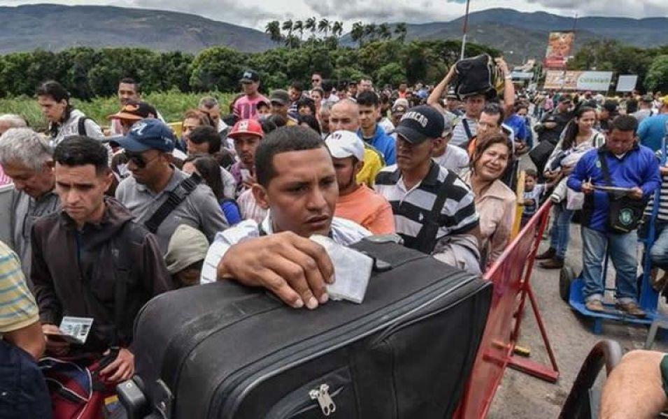 Según la ONU, dejaron Venezuela 2.3 millones de migrantes.
