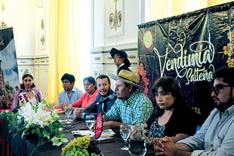 Siete meses transcurrieron para la presentación del balance del festival de la Vendimia en Animaná.
