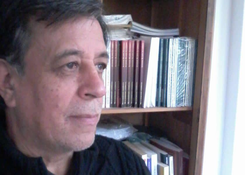 El nuevo libro de Antonio Gutiérrez reúne 34 poemas, en los cuales aparece la relación entre la música y la poesía.