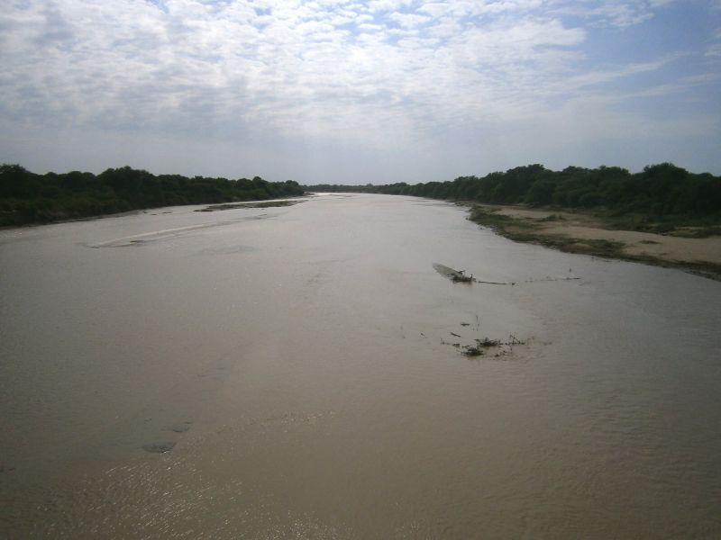 El estado de contaminación del Río Pilcomayo, sería por el alto nivel de arsénico y metales pesados en sus aguas.