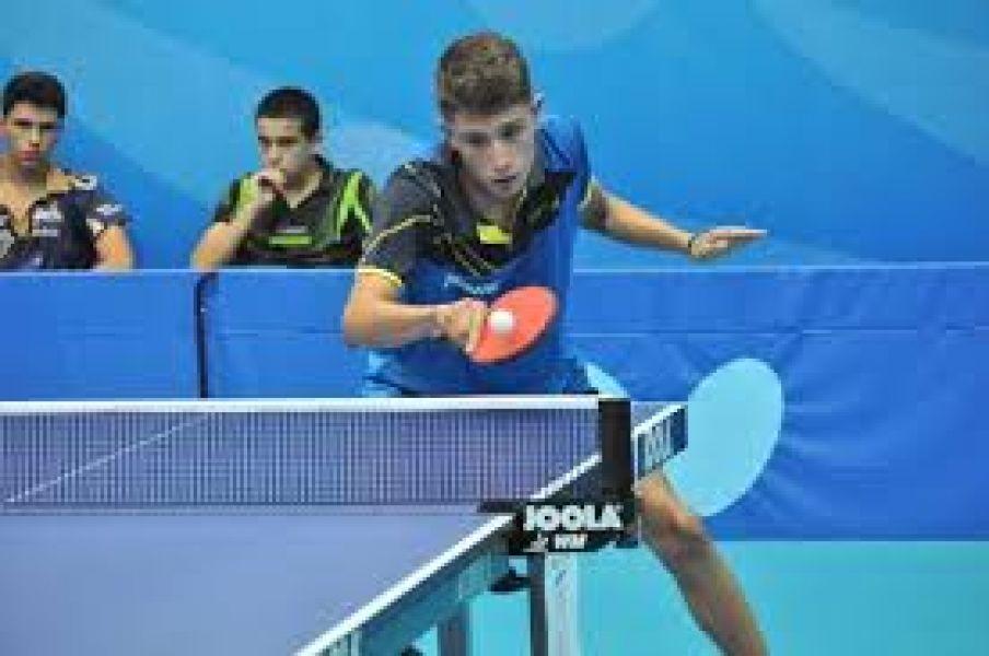 Se viene el Challenger Salta 2018 de tenis de mesa.